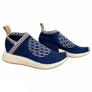 Adidas NMD CS2 city sock 2 navy PK sneakers men 8